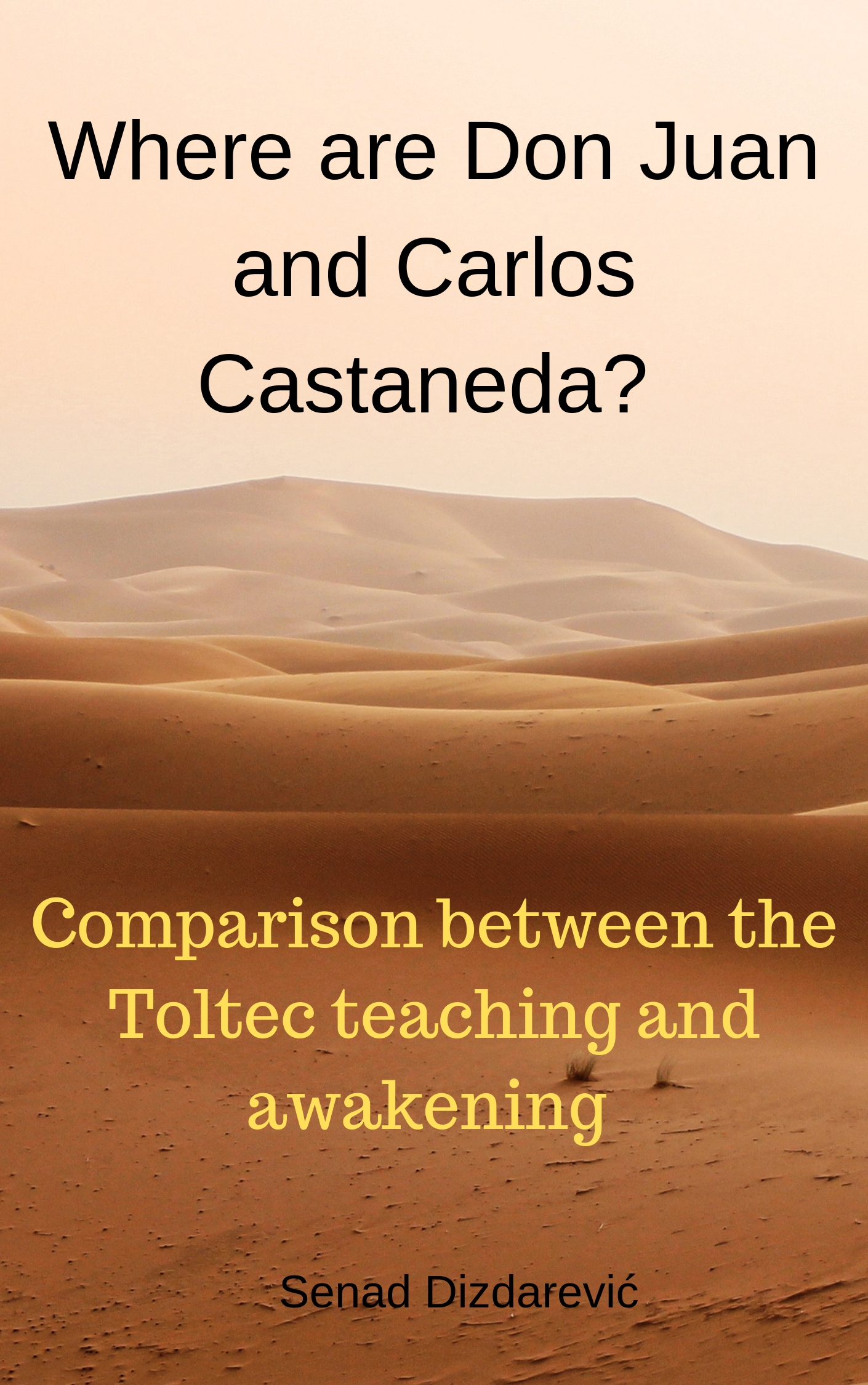 """Where are Don Juan and Carlos Castaneda?"" Free e-Book."