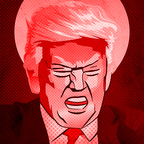 The psychiatric evaluation of the president of the USA, one Donald J. Trump (U/USA)